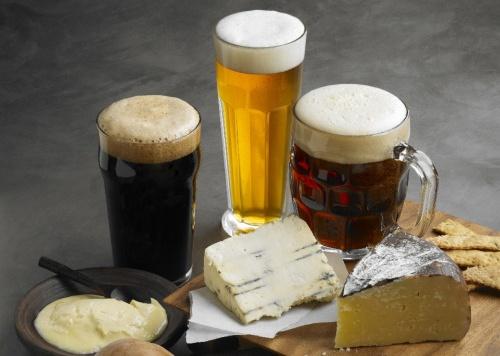Bier en kaas: een perfect huwelijk