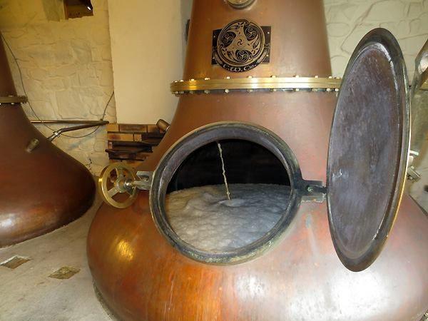 De kunst van het distilleren